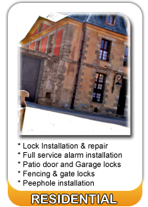 Locksmith Gresham residential